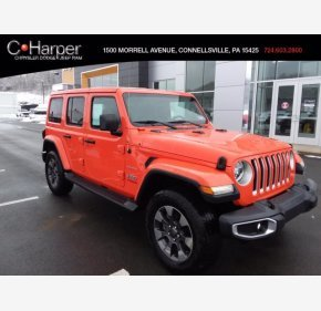 2018 Jeep Wrangler for sale 101421475