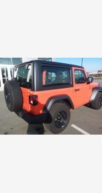 2018 Jeep Wrangler for sale 101432701