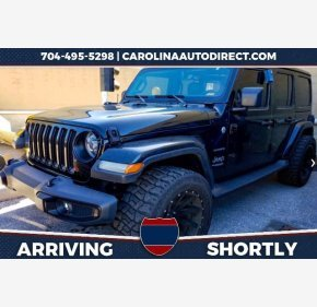 2018 Jeep Wrangler for sale 101433884