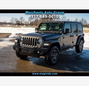 2018 Jeep Wrangler for sale 101443623