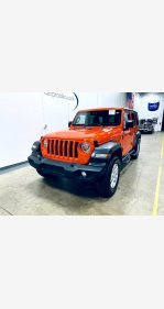 2018 Jeep Wrangler for sale 101459123