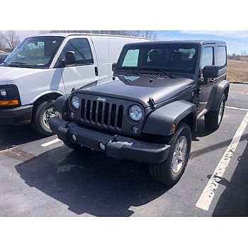 2018 Jeep Wrangler for sale 101482949