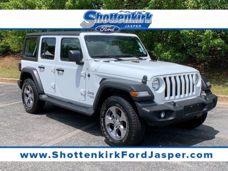 2018 Jeep Wrangler for sale 101484622