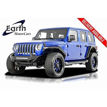 2018 Jeep Wrangler for sale 101512179