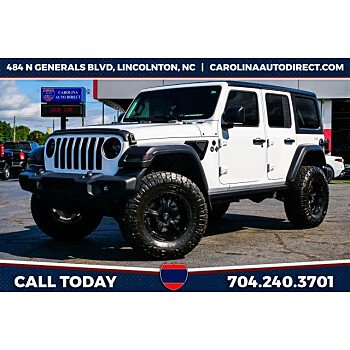 2018 Jeep Wrangler for sale 101531405