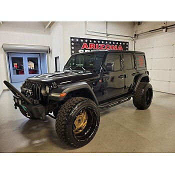 2018 Jeep Wrangler for sale 101535079