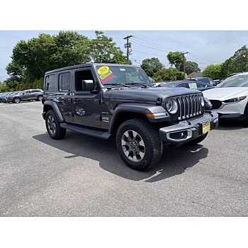 2018 Jeep Wrangler for sale 101538107