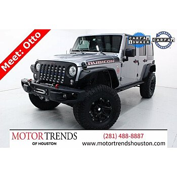 2018 Jeep Wrangler for sale 101545497