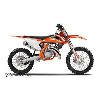 2018 KTM 150SX for sale 200463878