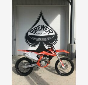2018 KTM 250SX-F for sale 200634049