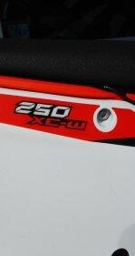 2018 KTM 250XC-W for sale 200597637