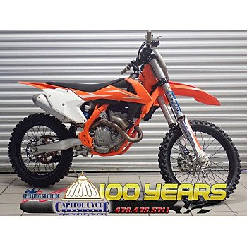 2018 KTM 350SX-F for sale 200788293