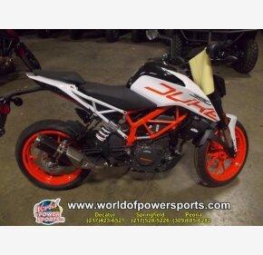 2018 KTM 390 for sale 200638496