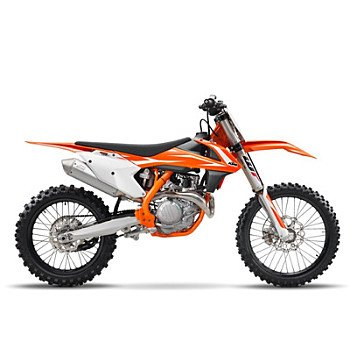 2018 KTM 450SX-F for sale 200565997