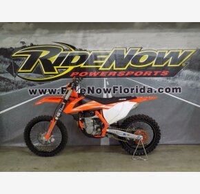 2018 KTM 450SX-F for sale 200632510