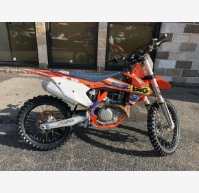 2018 KTM 450SX-F for sale 200653448