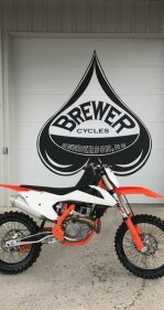 2018 KTM 450SX-F for sale 200682214