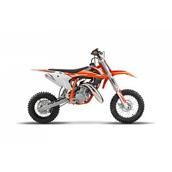 2018 KTM 50SX for sale 200501519