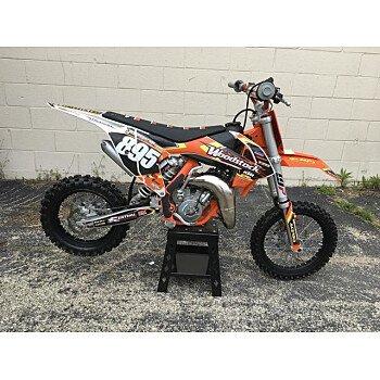 2018 KTM 65SX for sale 200791830