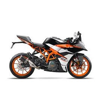 2018 KTM RC 390 for sale 200632791