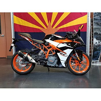 2018 KTM RC 390 for sale 200656976