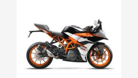 2018 KTM RC 390 for sale 200650015
