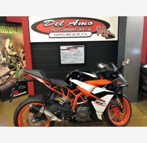 2018 KTM RC 390 for sale 200714235