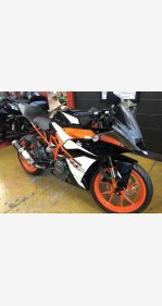 2018 KTM RC 390 for sale 200714396