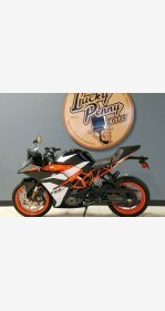 2018 KTM RC 390 for sale 201046093