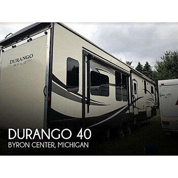 2018 KZ Durango for sale 300194633