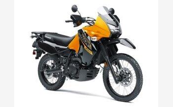 2018 Kawasaki KLR650 for sale 200503958