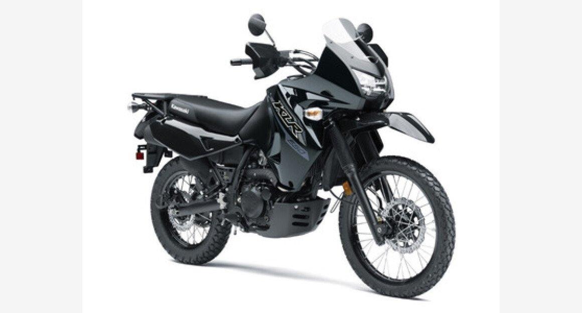 2018 Kawasaki KLR650 for sale 200508166