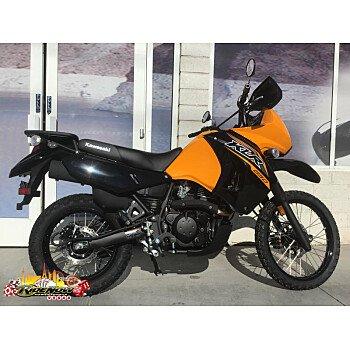 2018 Kawasaki KLR650 for sale 200628280
