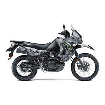 2018 Kawasaki KLR650 for sale 200667478