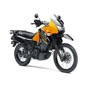 2018 Kawasaki KLR650 for sale 200518050