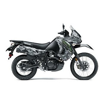 2018 Kawasaki KLR650 for sale 200723129