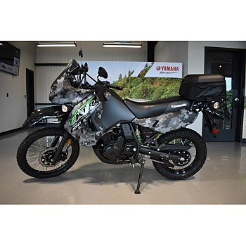 2018 Kawasaki KLR650 for sale 200738054