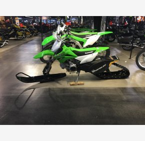 2018 Kawasaki KLX110 for sale 200600359