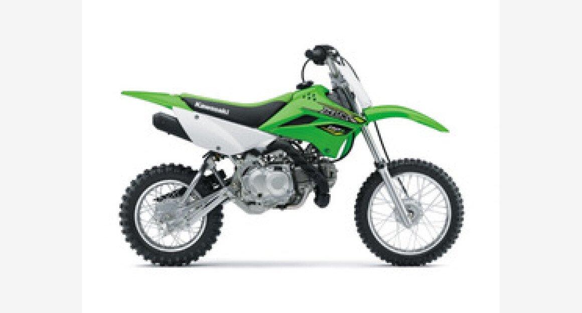2018 Kawasaki KLX110L for sale 200562312
