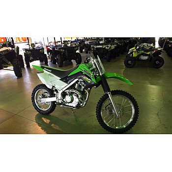 2018 Kawasaki KLX140 for sale 200680907