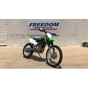 2018 Kawasaki KLX140G for sale 200778122