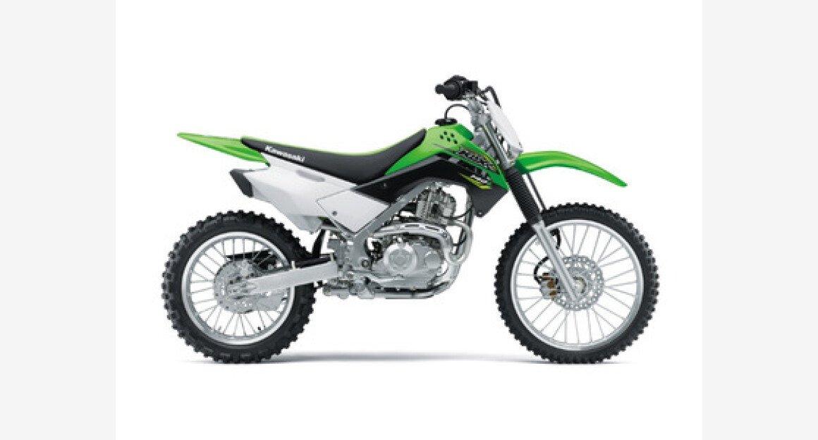 2018 Kawasaki KLX140L for sale 200518018