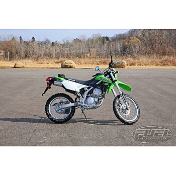 2018 Kawasaki KLX250 for sale 200744250