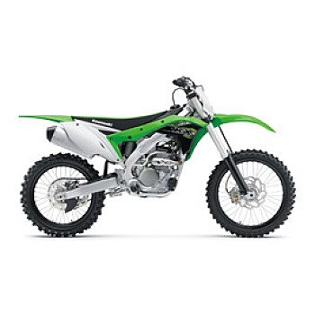 2018 Kawasaki KX250F for sale 200562334