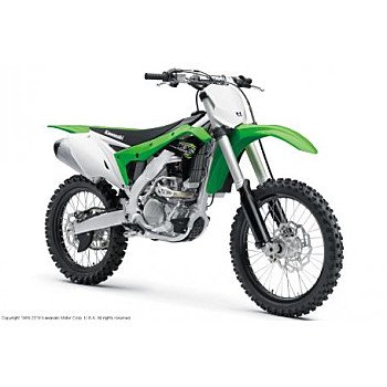 2018 Kawasaki KX250F for sale 200595225