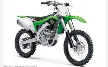 2018 Kawasaki KX250F for sale 200595232