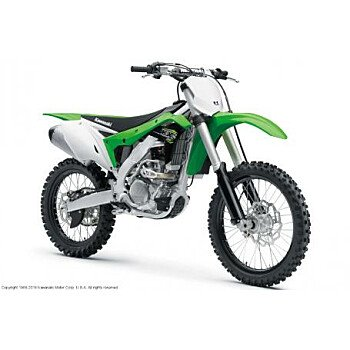 2018 Kawasaki KX250F for sale 200595232
