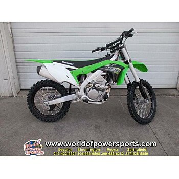 2018 Kawasaki KX250F for sale 200636873