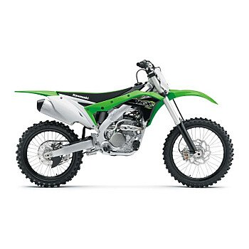 2018 Kawasaki KX250F for sale 200676944