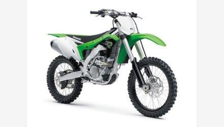 2018 Kawasaki KX250F for sale 200518019